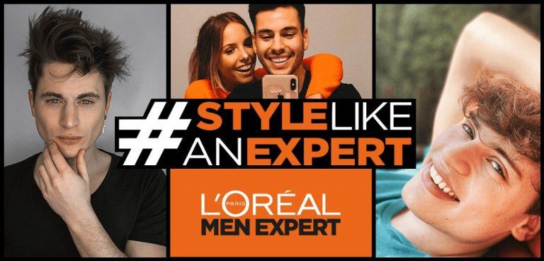 Falco Punch x L'Oréal Men Expert