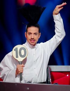 """Juror Jorge González bei """"Let's Dance"""""""