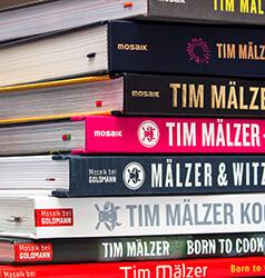 Kochbücher von Tim Mälzer